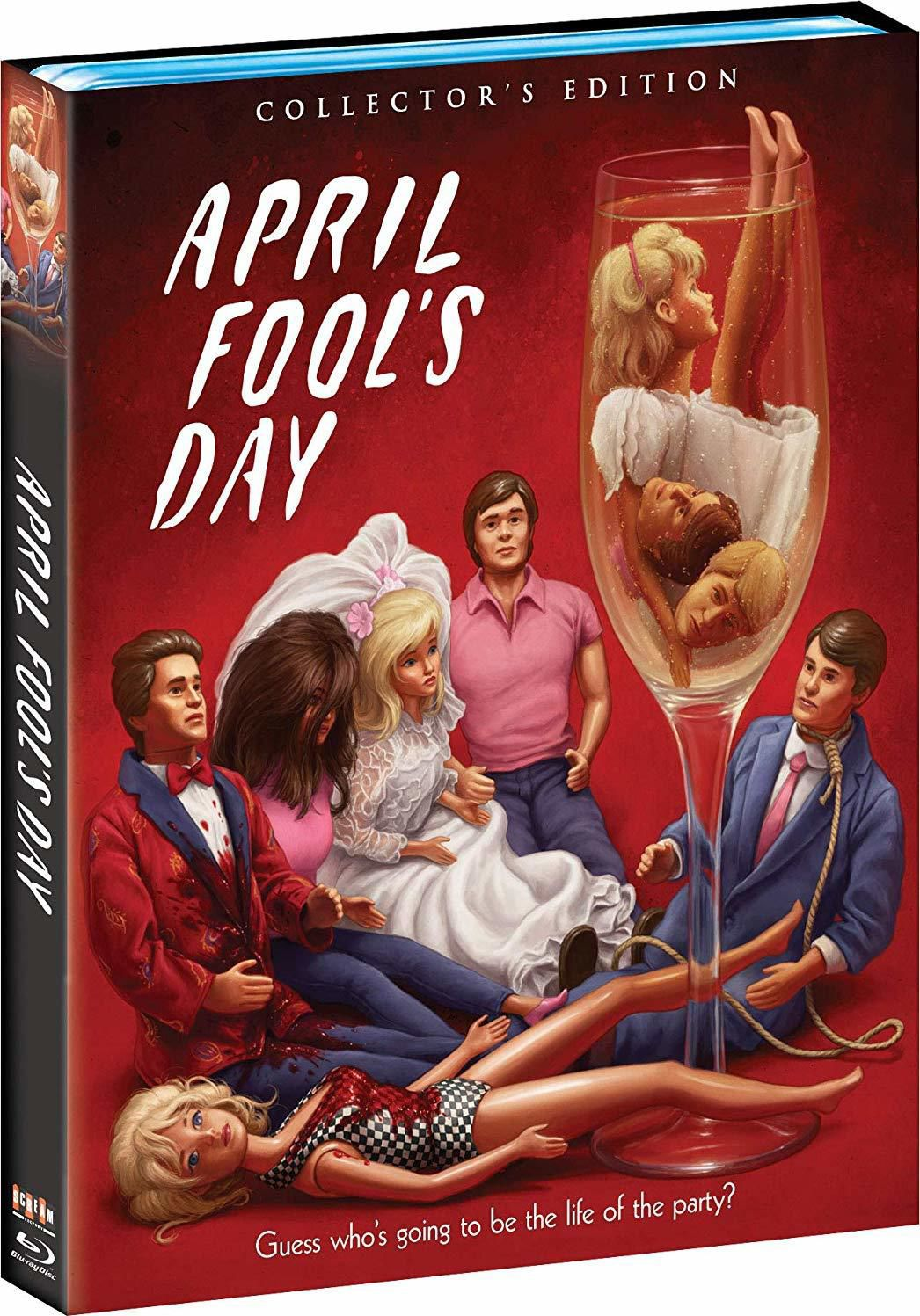 April Fool's Day disc