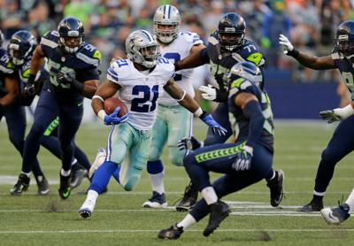Elliott poses big test for Seahawk defense struggling against the run