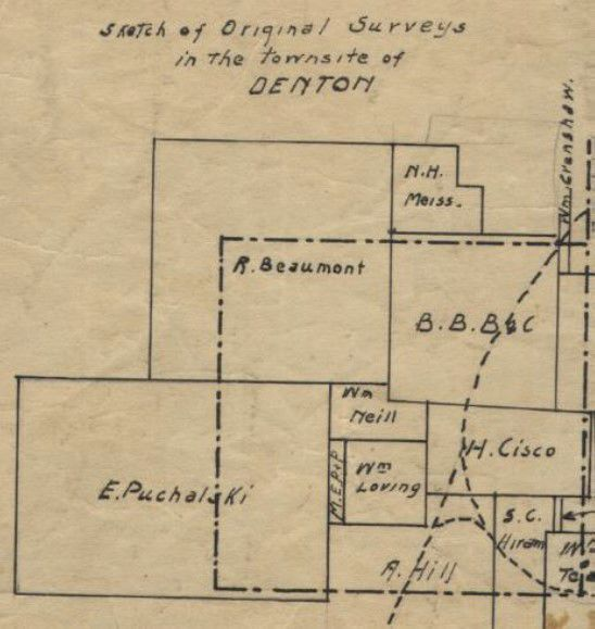 Denton map