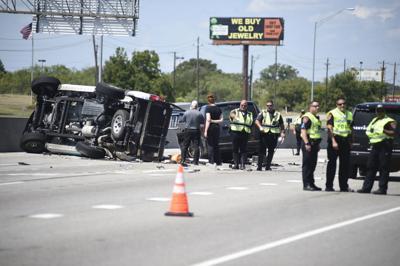 Fatal wreck on I-35E