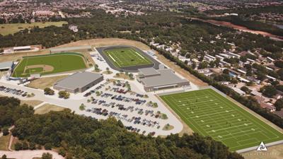 guyer football aerial