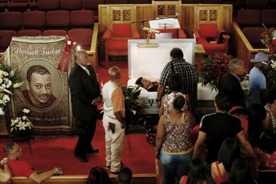 Mass Shootings Ohio Funerals