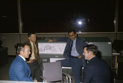 NASA flight directors
