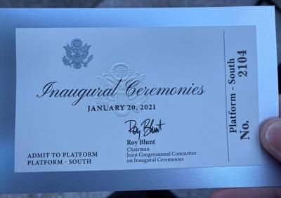Resilience, hope revealed in historic inauguration