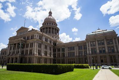Texas Capitol in Austin