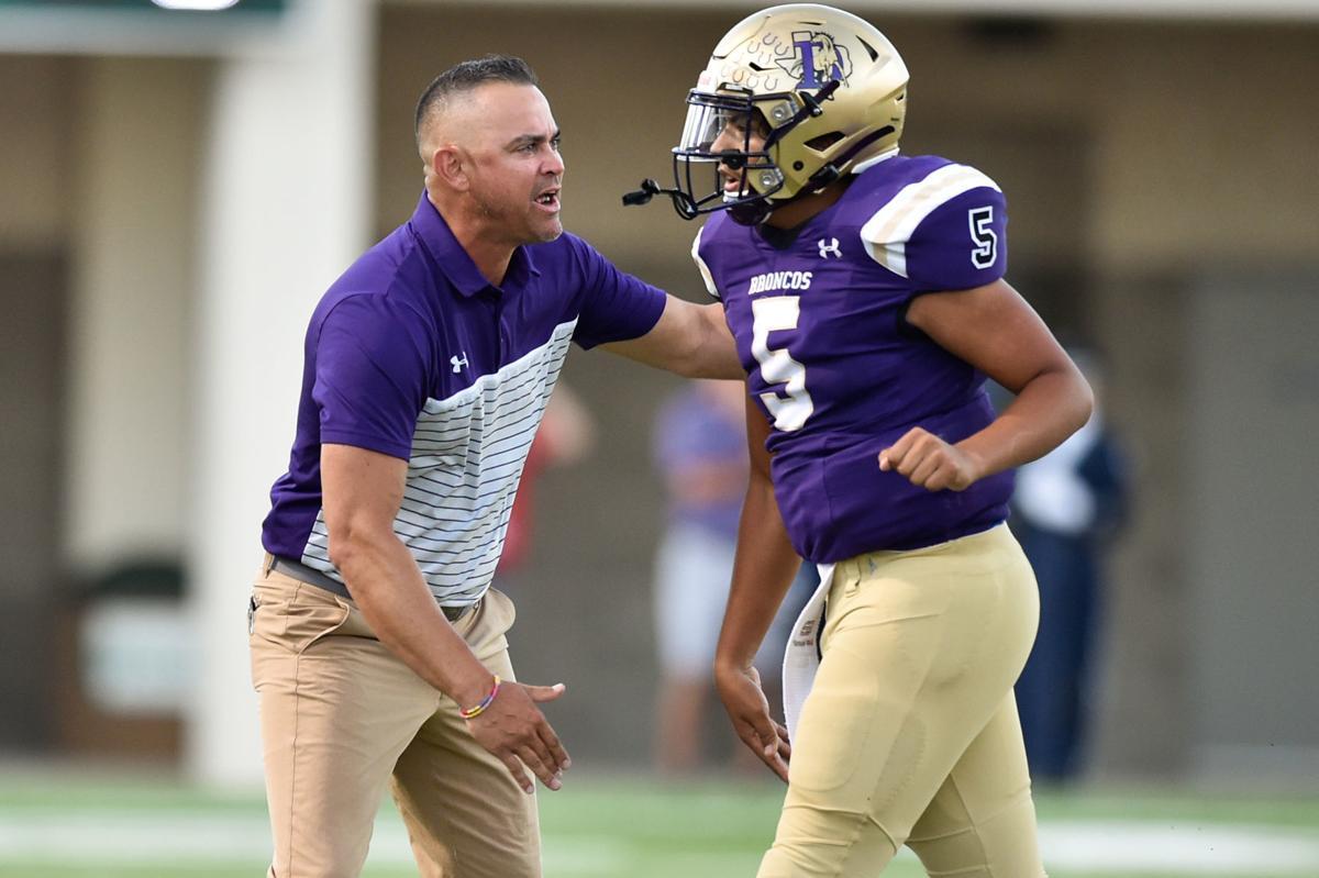Denton coach