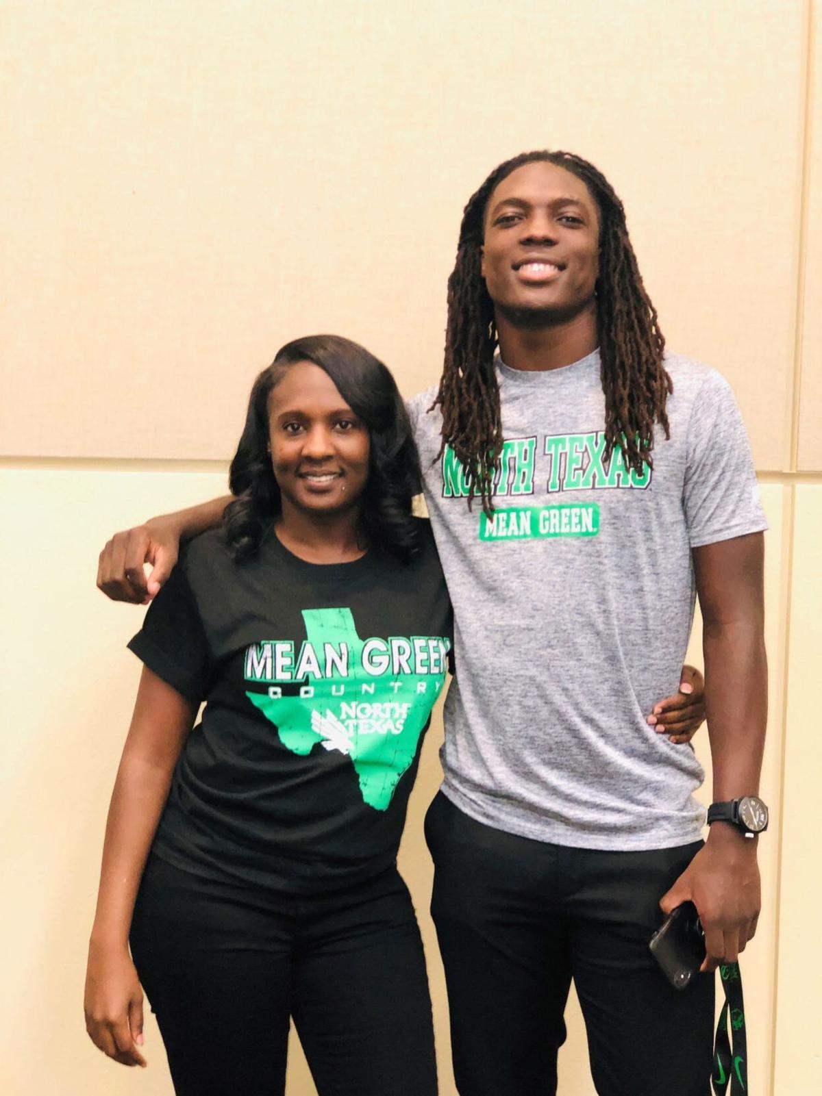 Gaddie and mom