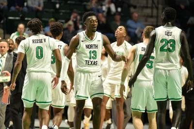 UNT NCAA behind the scenes