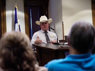 Sheriff Murphree