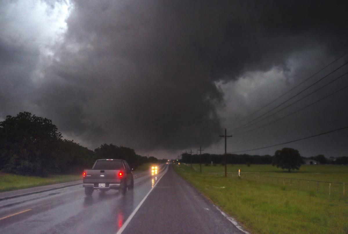 Officials confirm tornado touched down briefly in Denton