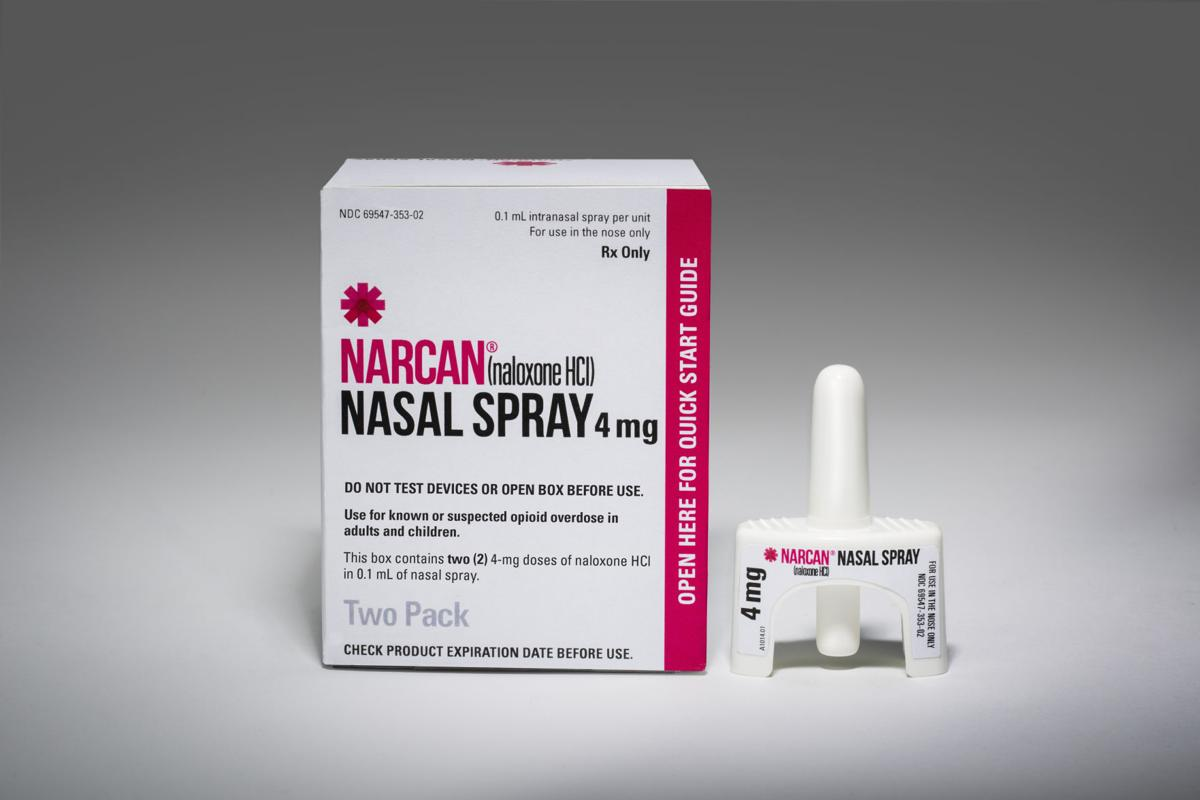 Narcan (Naloxone) Opioid Reversal Drug