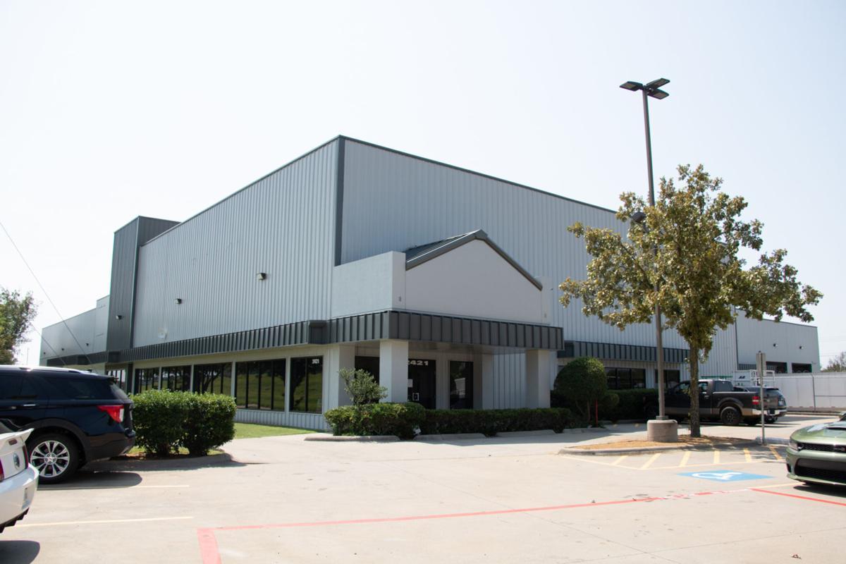 Miller of Denton building