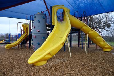 Rivera Elementary Playground