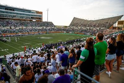 Reduced Capacity At Apogee Stadium Could Hit Casual Fans Hardest Mean Green Dentonrc Com