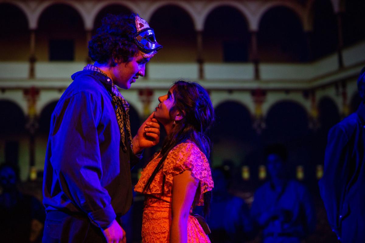 Romeo and Juliet main