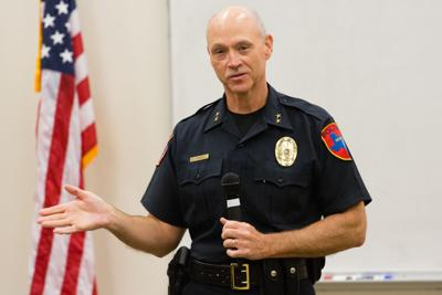 Denton police chief to take over at Saginaw Police Department   News