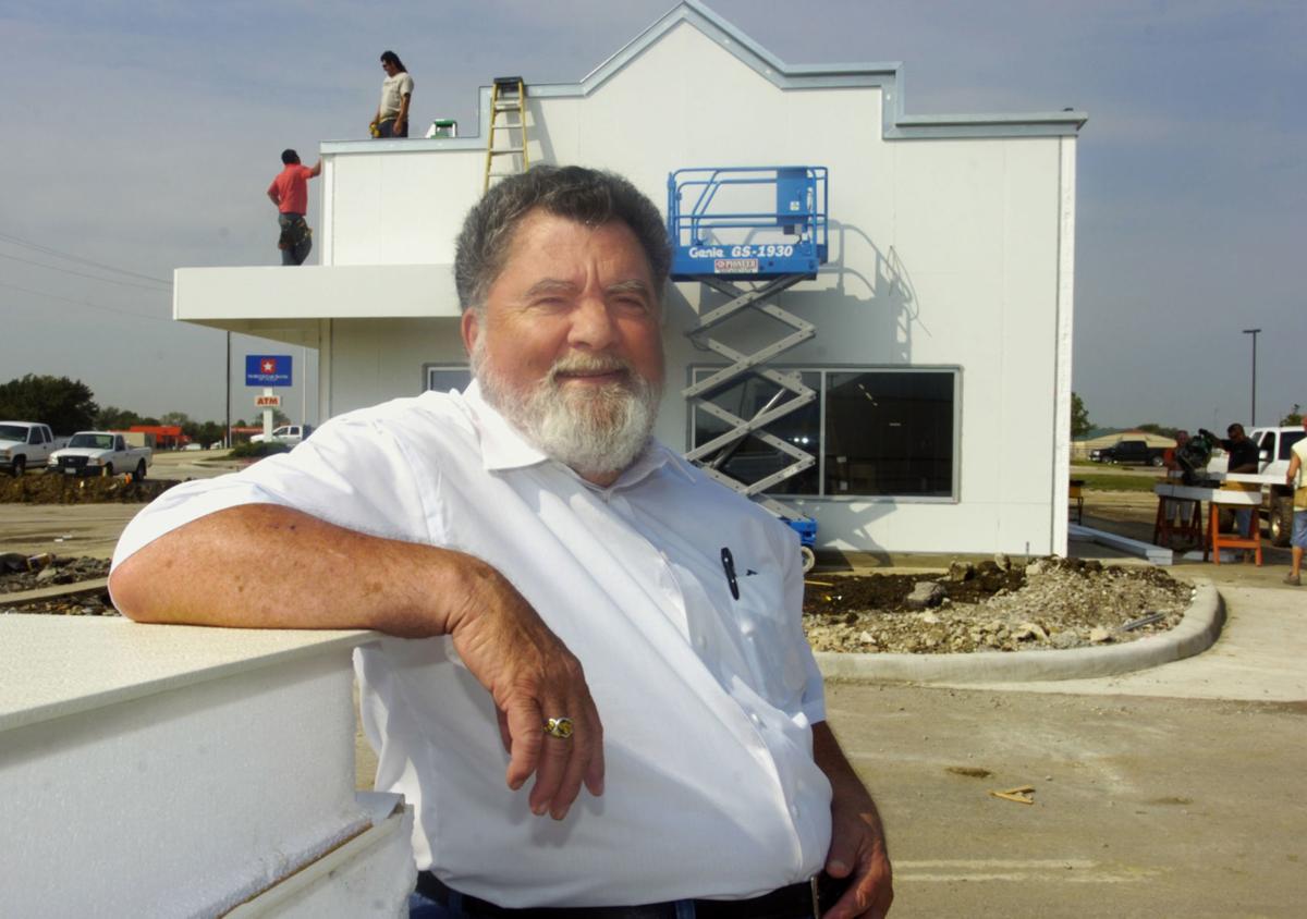 Gene Gumfory in 2007