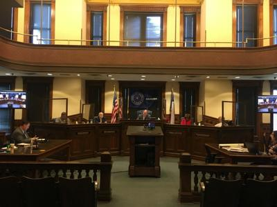 Denton County Commissioners Court