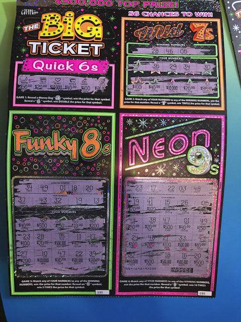 texas lottery 3