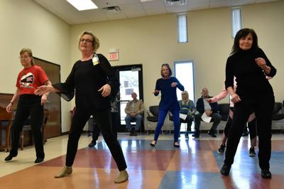 Senior Center Shows First Timers What It Offers At Open House News