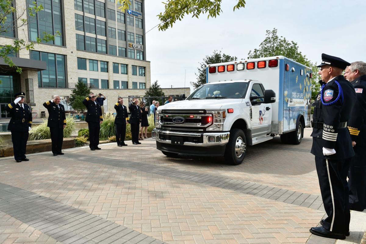 Honoring fallen medical personnel