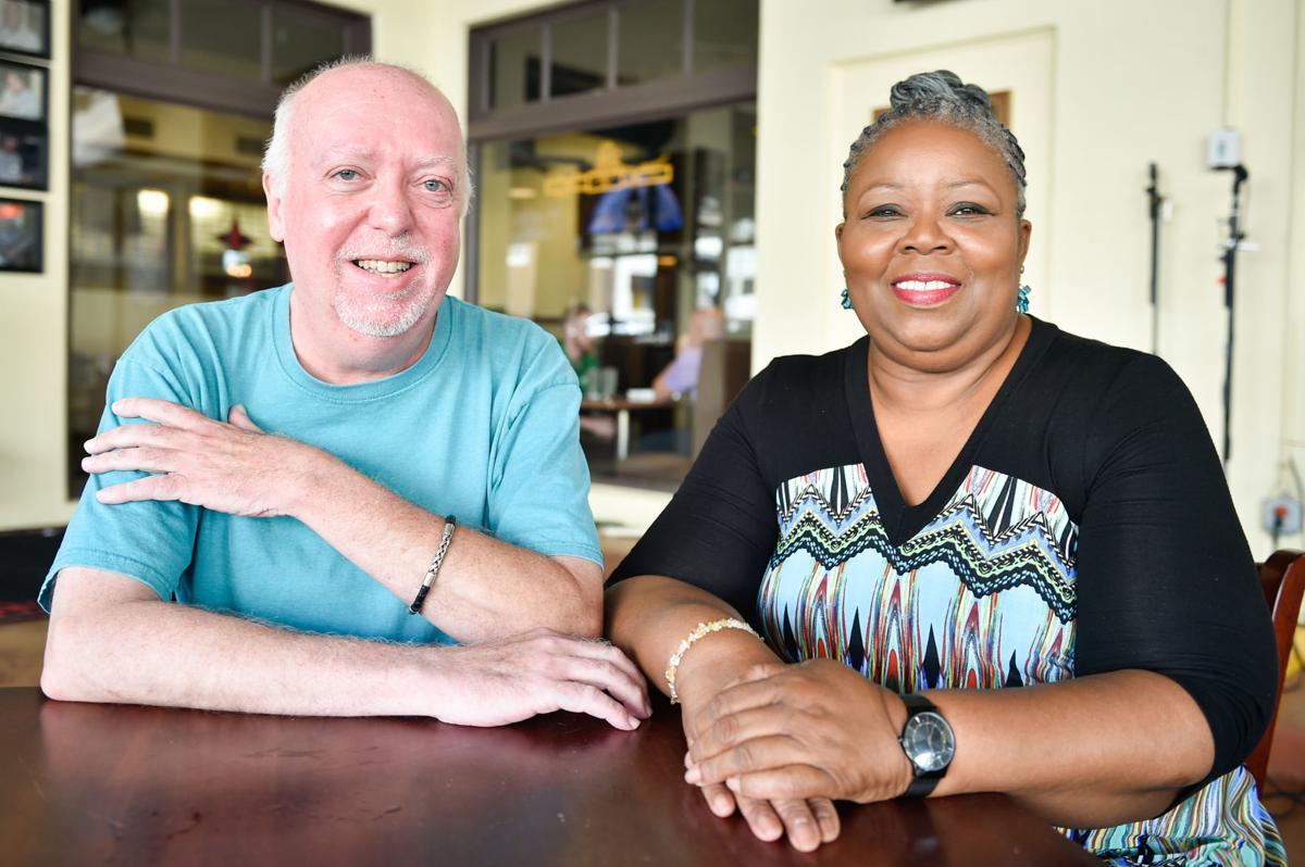Mark Graham and Cassandra Berry