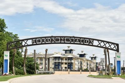 Hebron 121 Station