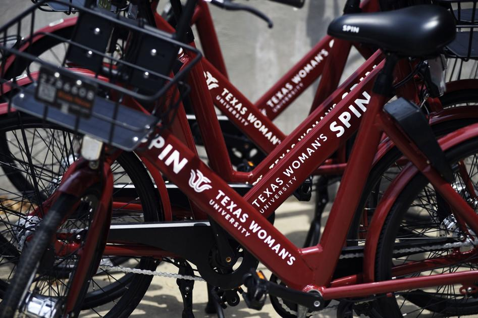 Unt To Work With Bike Share Program To Prevent Bicycle Dumping In
