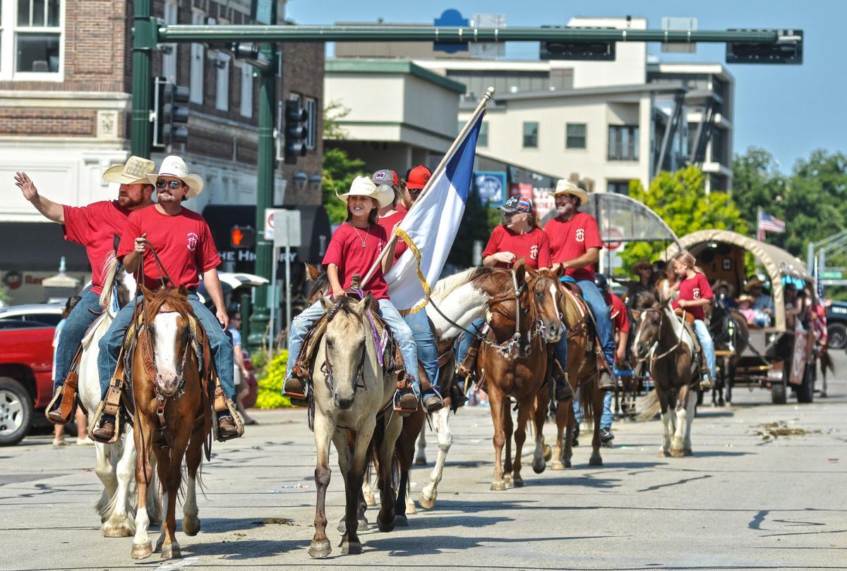 North Texas Fair And Rodeo Parade 2019 Denton County