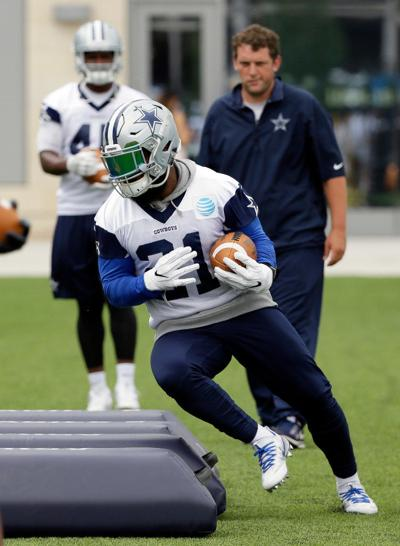 Cowboys' Elliott looked part as rookie, wants encore