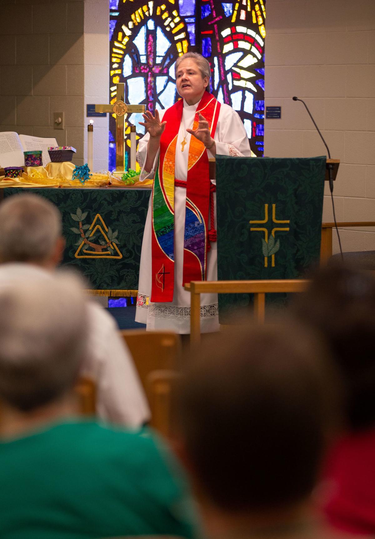 Preaching (vertical)