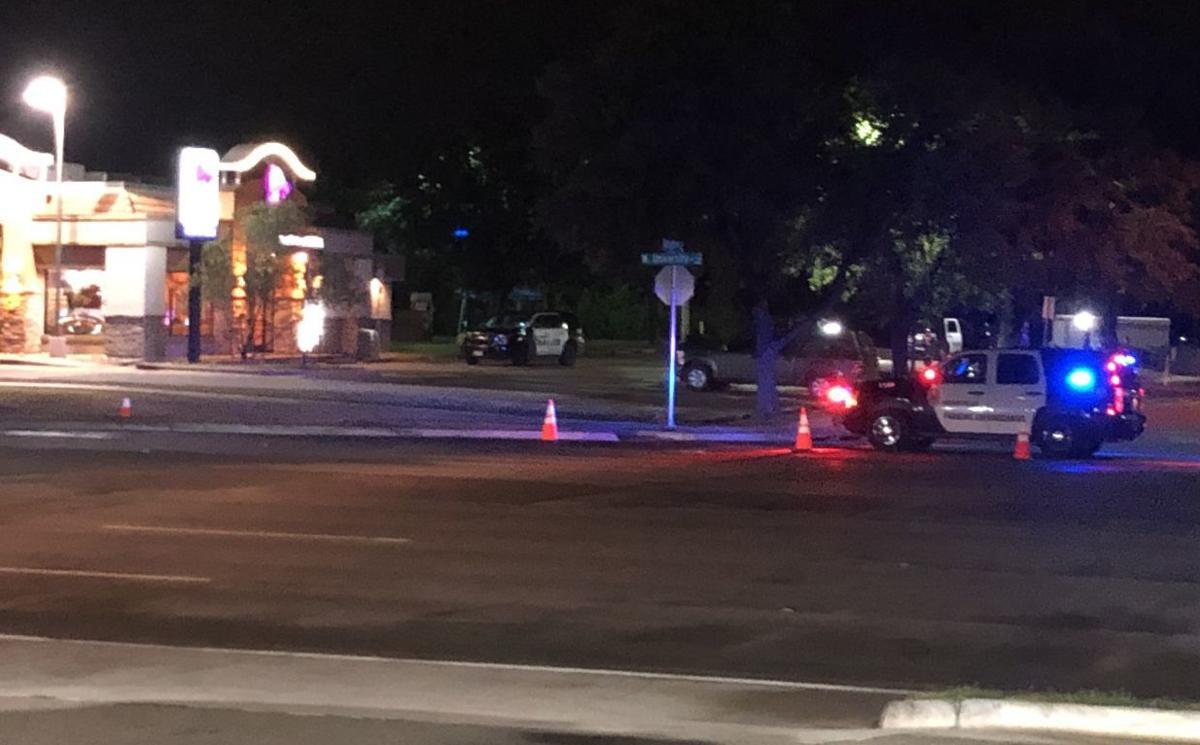 Denton police shooting