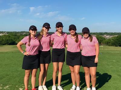 Argyle girls golf