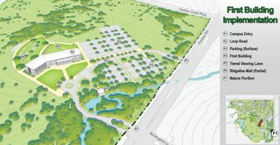 First phase of UNT Frisco construction to start next year ... on university of houston campus, unt dallas campus, ladies of dallas campus, uta dallas campus, utd dallas campus,