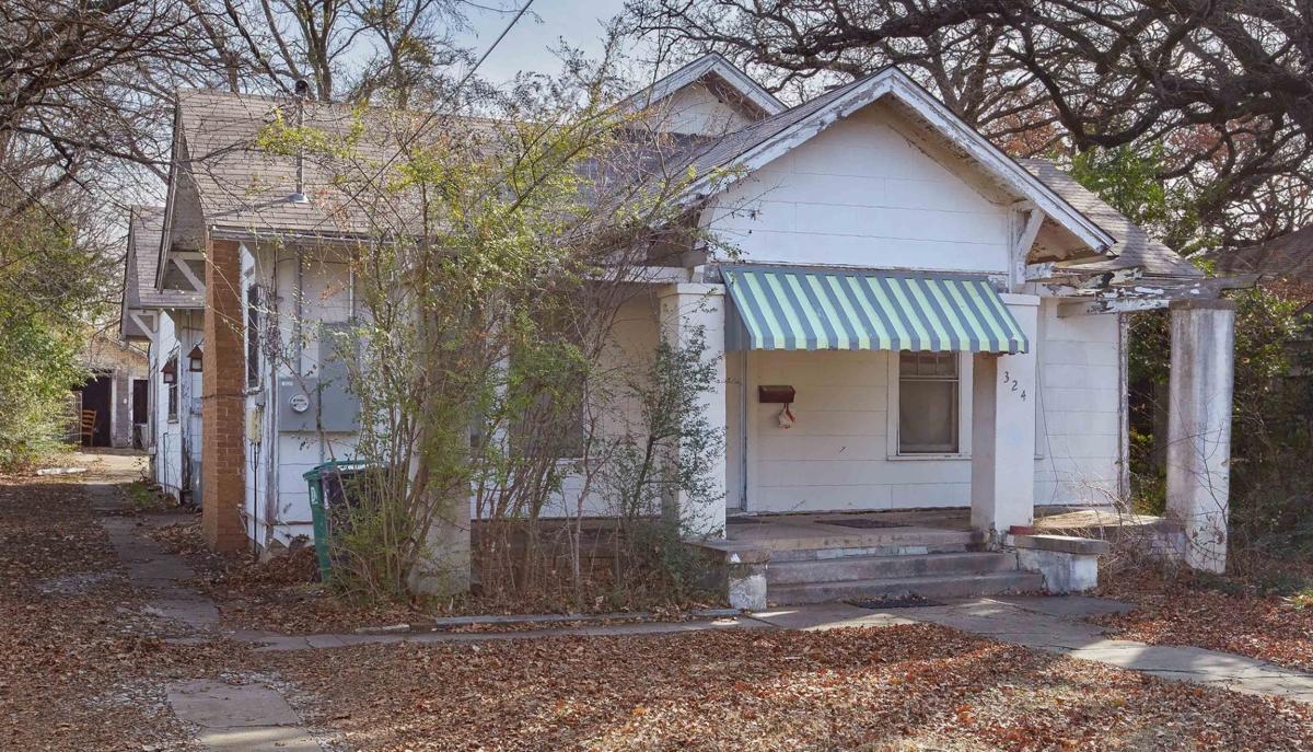 Edith Clark's home, 2018