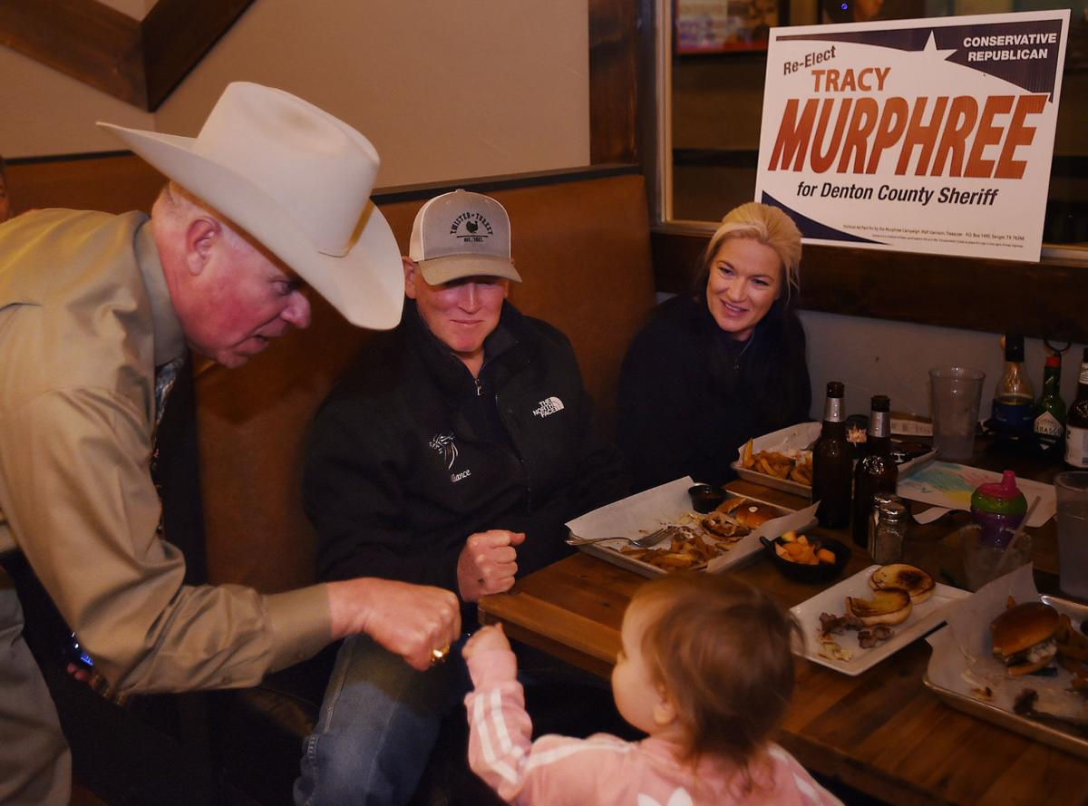 Murphree Easily Wins Reelection As Denton County Sheriff News