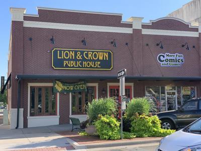 Lion & Crown