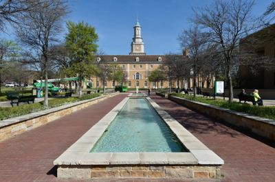 University of North Texas Hurley Administration Building