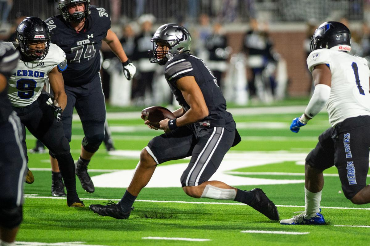Football Cobbs Monster Night Lifts Guyer Past Hebron In Bi District Sports Dentonrc Com
