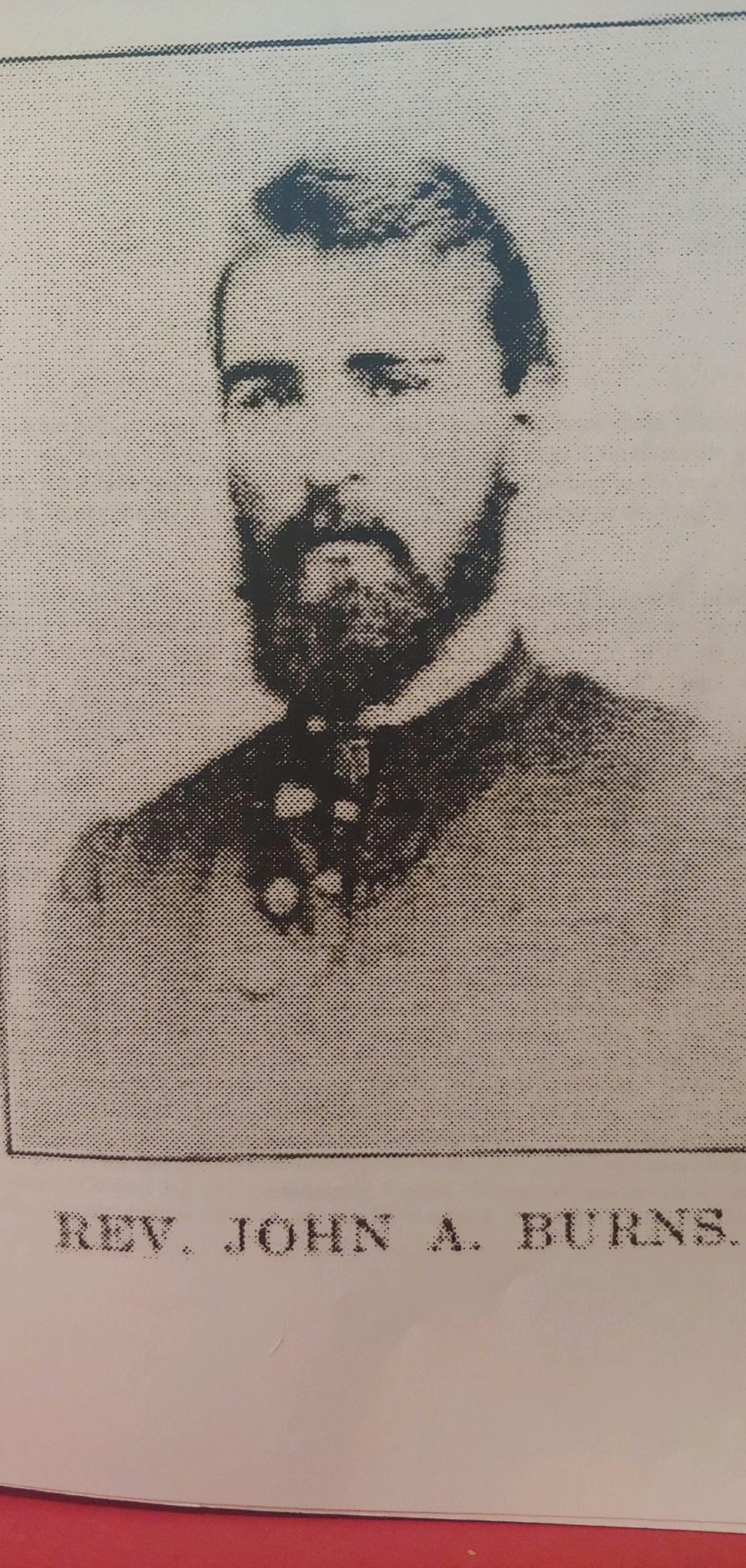 The Rev. John A. Burns