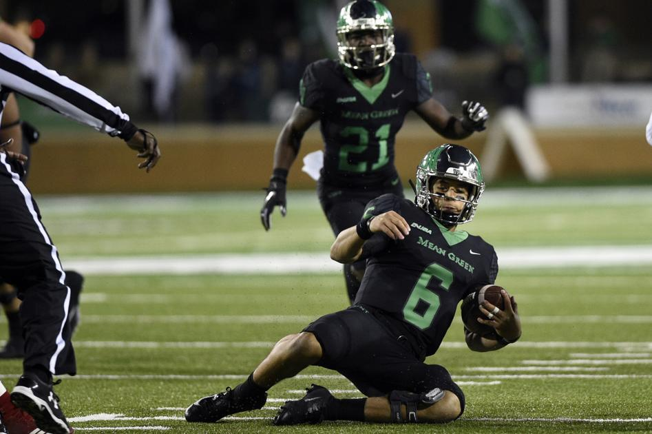 Football: UNT to face Middle Tennessee, Charlotte in C-USA ...
