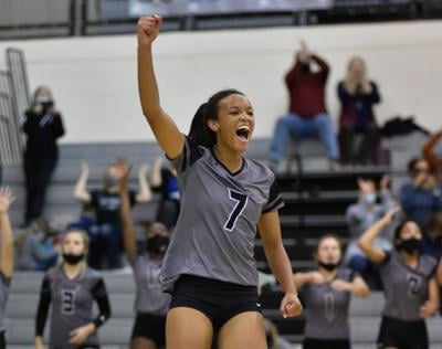 Guyer's Jordyn Williams