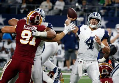 Prescott embraces 'playoffs start now' mentality for Cowboys