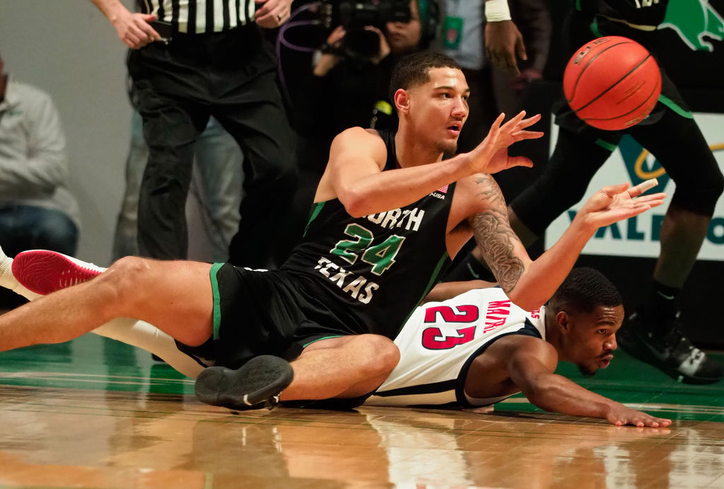 Men's basketball: UNT slide continues with loss to FAU ...