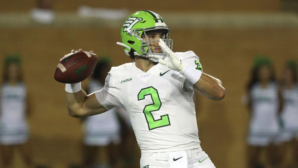 UNT-Marshall four downs