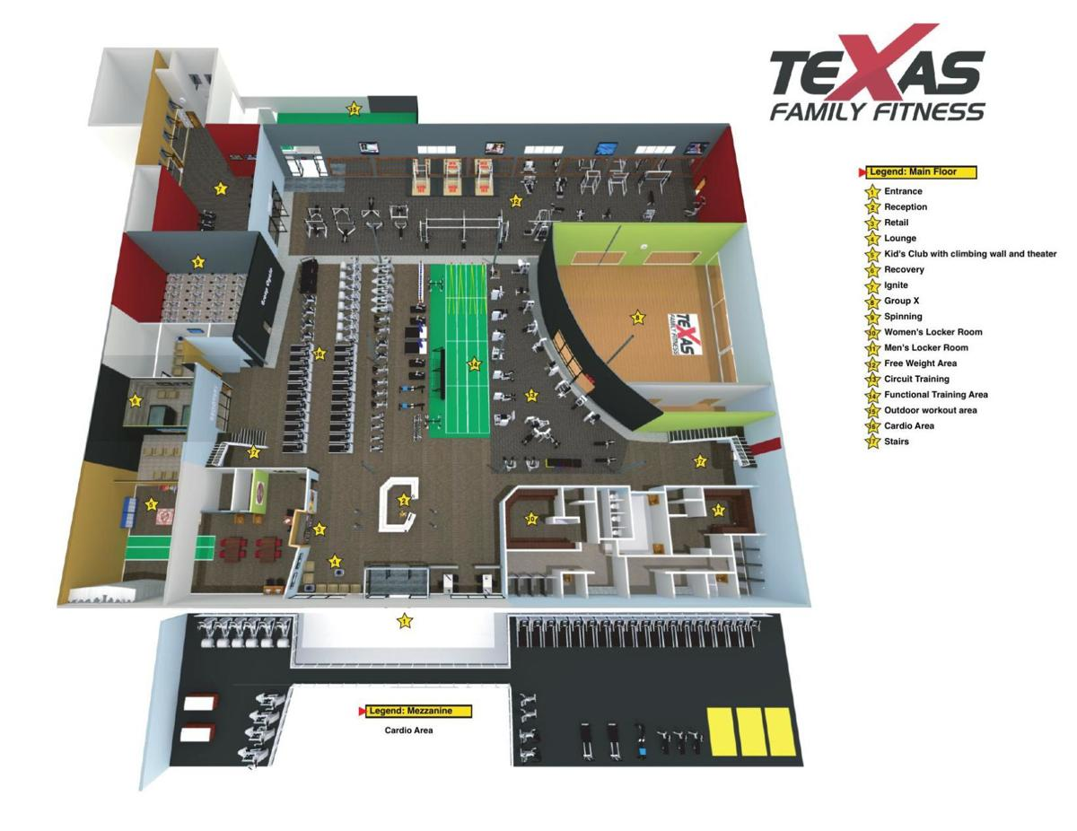Take Over Lease >> Texas Family Fitness coming to Denton next year | Business | dentonrc.com