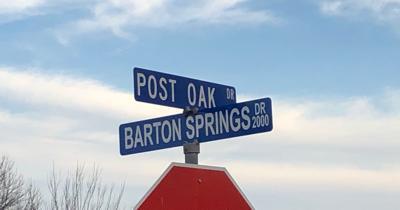 Post Oak and Barton Springs