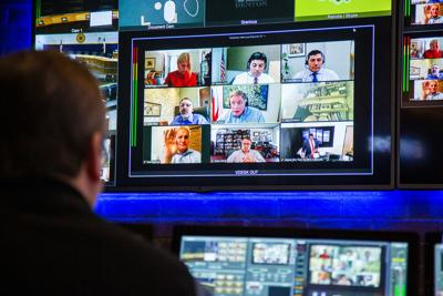 Virtual Council Meeting