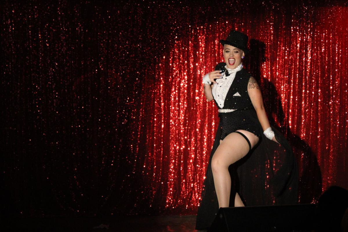 Burlesque with pride