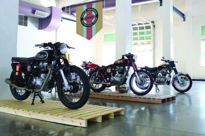 Denton Independent Motorcycle Show
